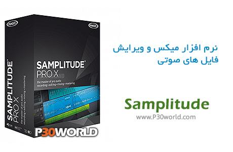دانلود MAGIX Samplitude Pro X 12.5.0.264  - نرم افزار میکس و ویرایش فایل های صوتی