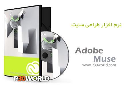 دانلود Adobe Muse CC 7.3 Build 5 - نرم افزار طراحی سایت