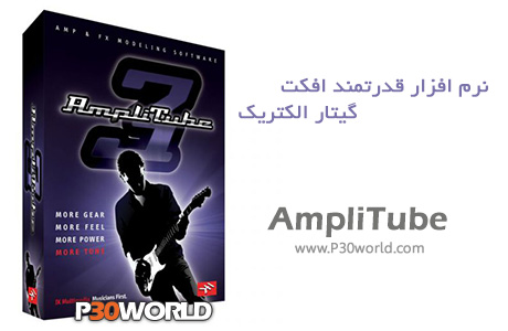 دانلود IK Multimedia AmpliTube