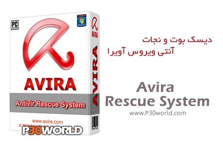 دانلود Avira AntiVir Rescue System [April 2014] - دیسک بوت و نجات آنتی ویروس آویرا