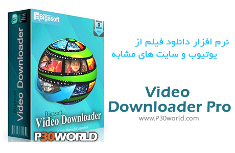 دانلود Bigasoft YouTube Downloader