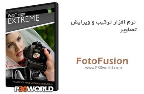 دانلود LumaPix FotoFusion EXTREME 5.4 Build 100770 - نرم افزار ویرایش و ترکیب تصاویر