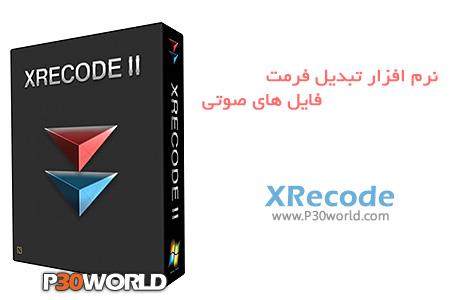دانلود XRecode II 1.0.0.212 - نرم افزار تبدیل فرمت های صوتی و ویدیوی