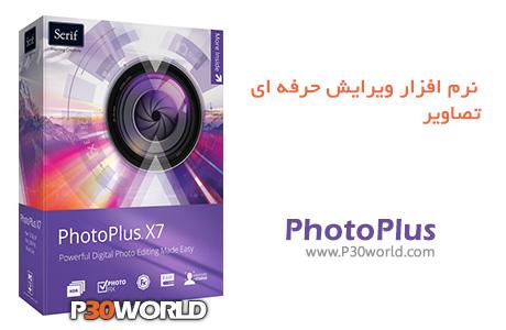 دانلود Serif PhotoPlus X7 v17.0.0.18 - نرم افزار ویرایش حرفه ای تصاویر