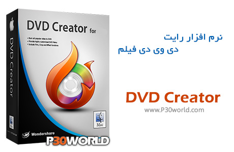 دانلود Wondershare DVD Creator