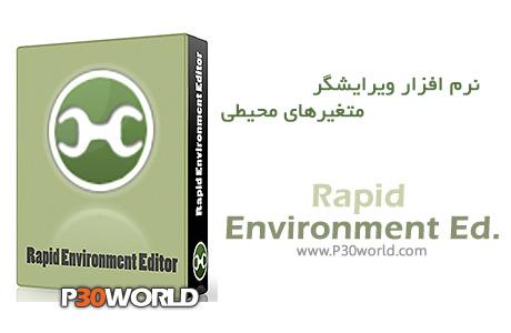 دانلود Rapid Environment Editor 8.0 build 918 Final - نرم افزار ویراستار