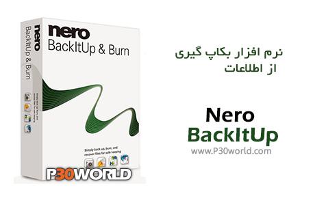 دانلود Nero BackItUp 15.0.01700 Final - نرم افزار پشتیبان گیری ( بک آپ ) نرو