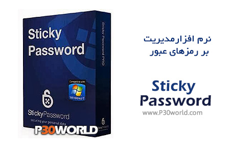 دانلود Sticky Password