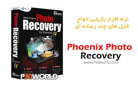 دانلود Stellar Phoenix Photo Recovery 6.0.0.0 - نرم افزار بازیابی عکس و انواع فایل های چندرسانه ای