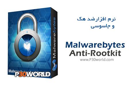 دانلود Malwarebytes Anti-Rootkit 1.07.0.1008 - نرم افزار ضد هک و جاسوسی