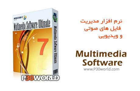 دانلود Aiseesoft Multimedia Software Toolkit Platinum 7.2.8  - مجموعه نرم افزارهای مدیریت فایل های صوتی و ویدیویی