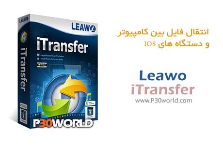 دانلود Leawo iTransfer 1.6.0.1 - نرم افزار انتقال فایل به آیفون ، آیپد و دستگاه های IOS