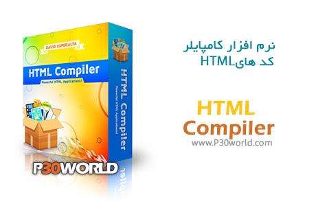 دانلود HTML Compiler 1.4 - تبدیل صفحات وب html به فایل های اجرایی EXE