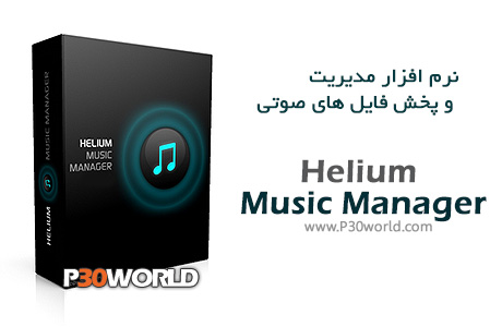 دانلود Helium Music Manager
