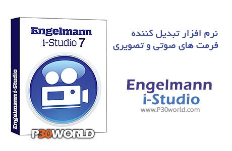 دانلود Engelmann i-Studio 7.0.13.905 - نرم افزار تبدیل فرمت فایل های صوتی و ویدیویی