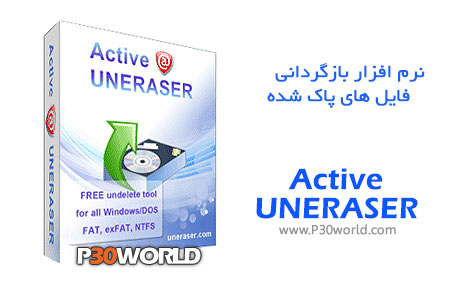 دانلود Active@ UNERASER 6.0.24