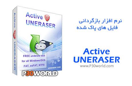دانلود Active@ UNERASER 6.0.24 - نرم افزار بازیابی فایل ها و پارتیشن های پاک شده
