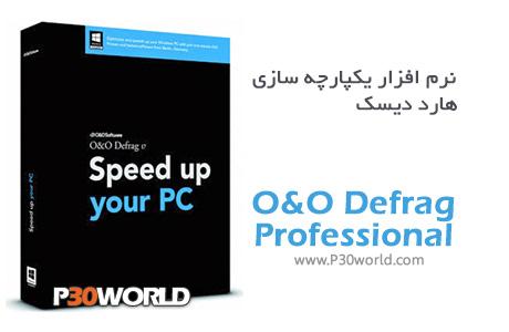دانلود O&O Defrag Professional 17.0 Build 504 - نرم افزار یکپارچه سازی هارد دیسک