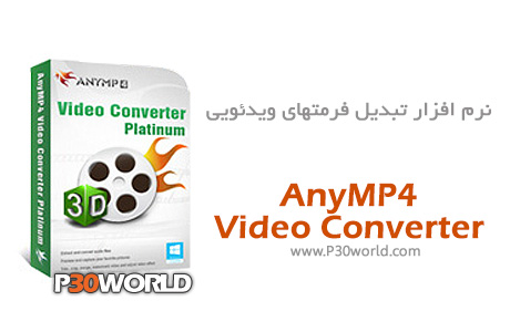 دانلود AnyMP4 Video Converter Platinum