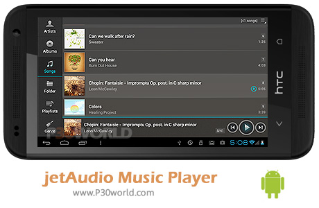 دانلود jetAudio Music Player Plus