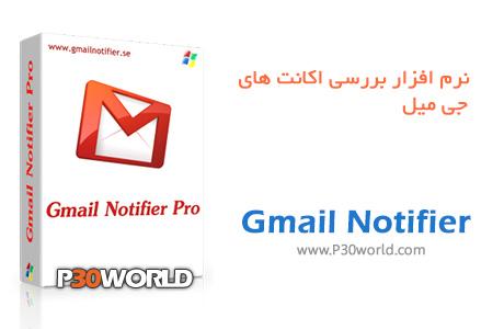 دانلود Gmail Notifier Pro 5.2.1 - نرم افزار بررسی ایمیل های جی میل