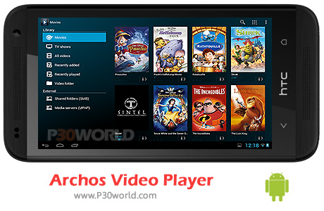 دانلود Archos Video Player v7.5.37 - نرم افزار پخش فیلم اندروید
