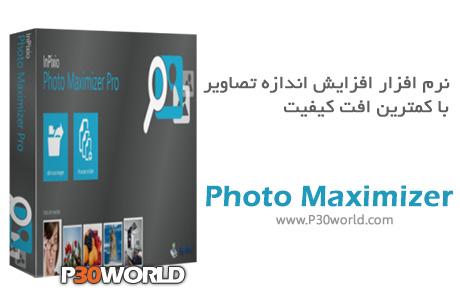 دانلود InPixio Photo Maximizer Pro 1.20.25799 - نرم افزار افزایش اندازه تصاویر با کمترین افت کیفیت