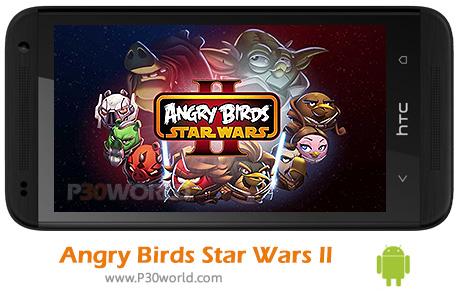دانلود Angry Birds Star Wars II v1.2.7 - بازی پرندگان عصبانی : جنگ ستارگان 2 مخصوص اندروید