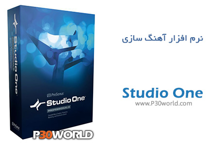 دانلود Presonus Studio One Professional