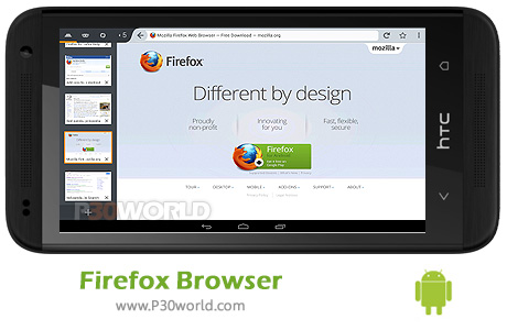 دانلود Firefox Browser for Android 27.0 Final - مرورگر محبوب فایرفاکس برای اندروید
