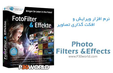 دانلود InPixio Photo Filters and Effects 5.01.23833 - نرم افزار افکت گذاری حرفه ای روی عکس های دیجیتال