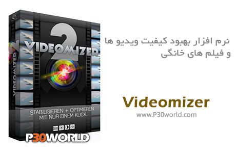 دانلود Engelmann Media Videomizer 2.0.14.110 - نرم افزار بهبود کیفیت ویدیو ها و فیلم های خانگی