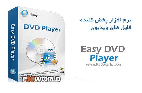 دانلود Easy DVD Player 4.0.1.1399 - نرم افزار پخش فیلم های DVD