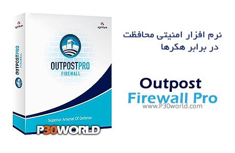 دانلود Outpost Firewall Pro 9.0.4535.670.1937 - نرم افزار محافظت سیستم در برابر هکرها