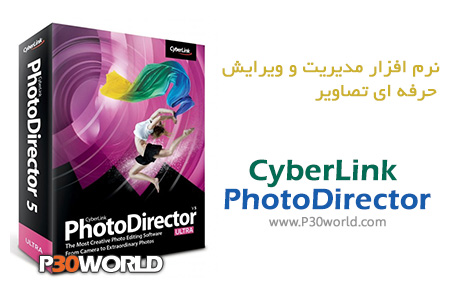 دانلود Cyberlink PhotoDirector