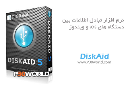 دانلود DigiDNA DiskAid