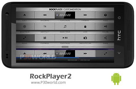 دانلود RockPlayer2 Full v2.2.5 - نرم افزار پخش فیلم اندروید