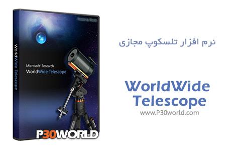 دانلود Microsoft WorldWide Telescope 5.0.3.1 - نرم افزار تلسکوپ مجازی