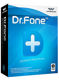 Wondershare Dr.Fone for iOS 5.1.0