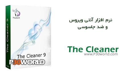 دانلود The Cleaner 9.0.0.1121 - نرم افزار آنتی ویروس و ضد جاسوسی
