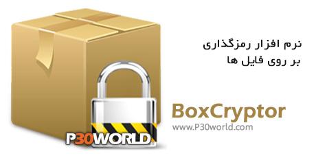دانلود BoxCryptor Unlimited 1.5.402.128 - نرم افزار رمزگذاری بر روی فایل ها