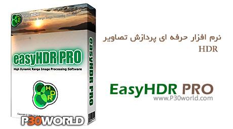 دانلود easyHDR PRO 2.30.4 - نرم افزار ساخت تصاویر HDR