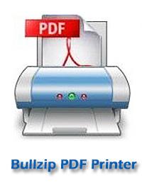 download bullzip pdf printer for windows 7