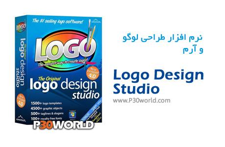 دانلود Logo Design Studio v4.0.0.0 - نرم افزار طراحی آرم و لوگو
