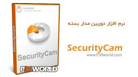 دانلود SecurityCam 1.4.0.2 - نرم افزار دوربین مدار بسته