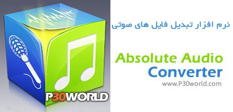 دانلود Mepmedia Absolute Audio Converter 5.0.1 - نرم افزار تبدیل فرمت فایل های صوتی