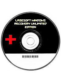 Lazesoft Windows Recovery 3.4 Unlimited Edition (BootCD)