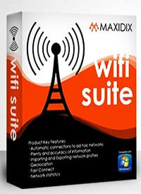 Maxidix WiFi Suite 14.8.10 Build 677