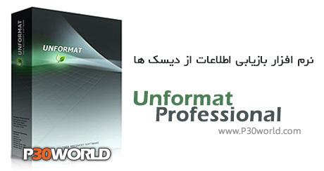 دانلود Active Unformat Professional 3.0.8 - نرم افزار بازیابی اطلاعات فرمت شده