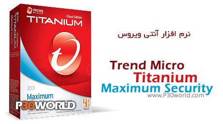 دانلود Trend Micro Titanium Maximum Security 2014 7.0.1127 - نرم افزار آنتی ویروس